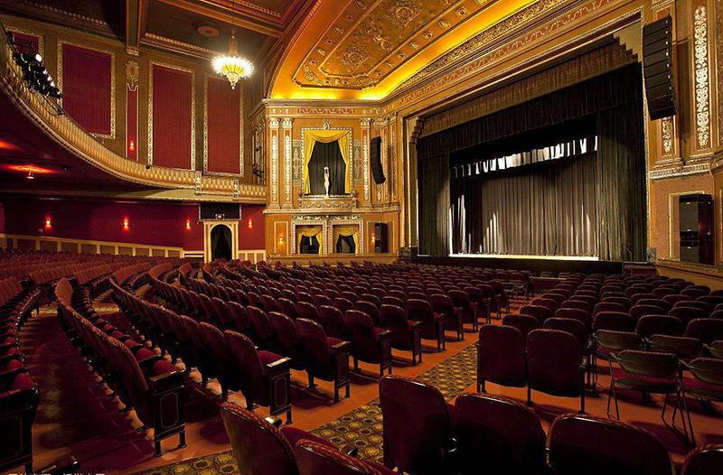 剧院,剧场,礼堂音响系统解决方案